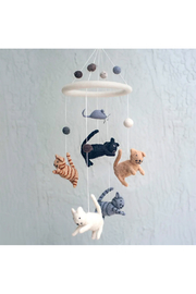 The Winding Road Mobile Kittens - Product Mini Image