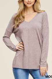 Staccato Mocha Sweater - Product Mini Image