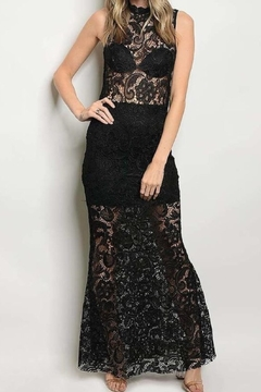 Not Labeled  Mock Lace Maxi - Product List Image