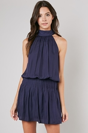Do & Be Mock Neck Dress - Front cropped