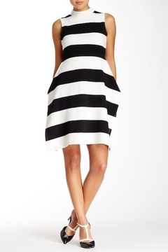 Gracia Mock Neck Dress - Alternate List Image