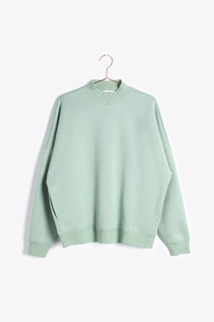 Mod Ref Mock Neck Pullover - Product List Image