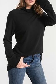 z supply Mock Neck Pullover - Product Mini Image