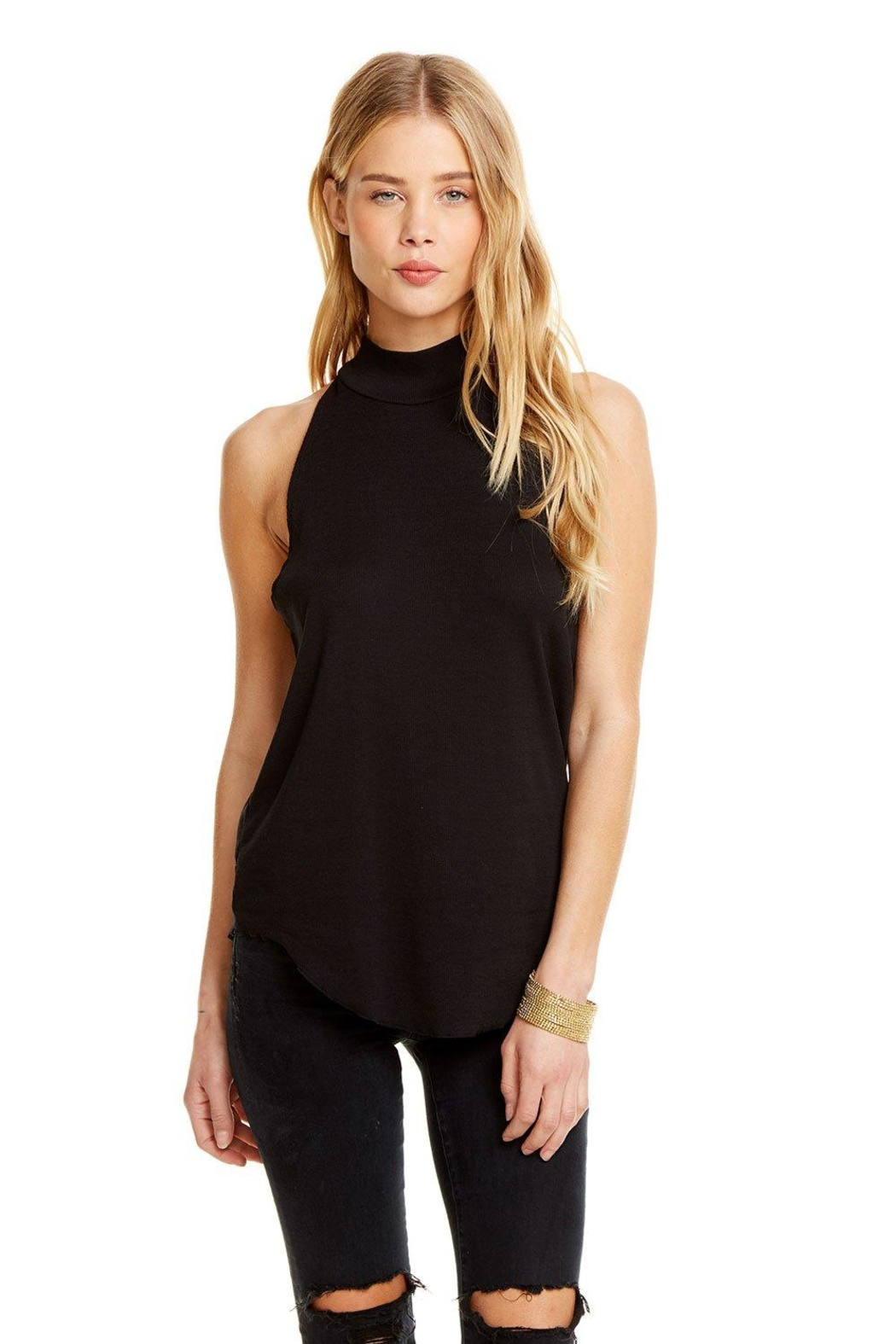 Chaser Mock Neck Tank - Main Image