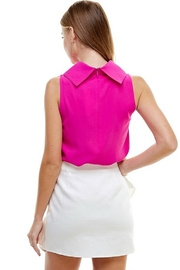 TCEC Mock Neck Top - Side cropped