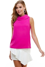 TCEC Mock Neck Top - Product Mini Image