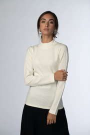 Meli by FAME Mock Turtleneck - Product Mini Image