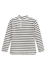 Mayoral Mockneck Bateau Tee - Front full body