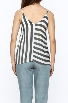 Mod Ref Marled Stripe Tank - Alternate List Image