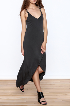 Mod Ref Charcoal Sleeveless Maxi Dress - Product List Image