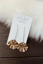 MOD&SOUL Handmade Drop Earrings - Product Mini Image