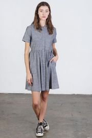Mod Ref Denim Dress - Product Mini Image