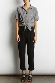 Mod Ref Loise Cuffed Pant - Front full body