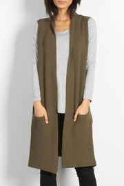 Mod Ref Mandy Sweater Vest - Front cropped
