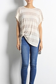 Mod Ref Striped Out Top - Product Mini Image