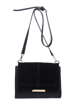Moda Luxe Alexis Suede Crossbody - Product List Image