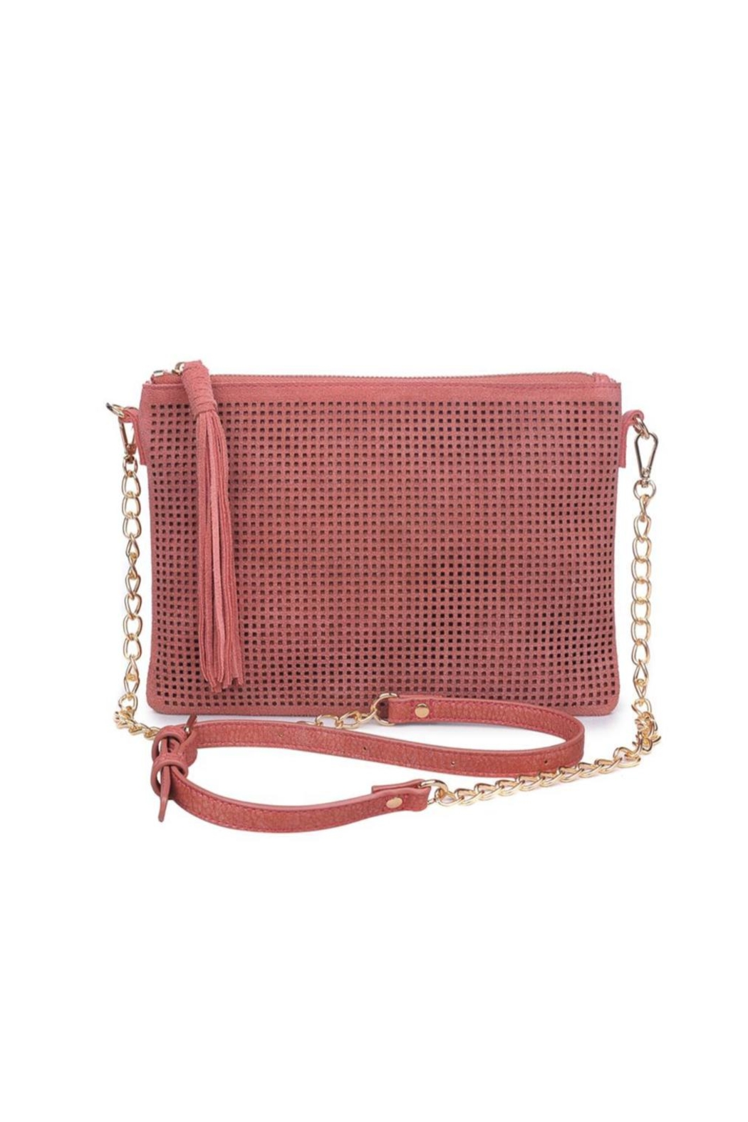 Moda Luxe Kirsten Crossbody Bag - Front Cropped Image