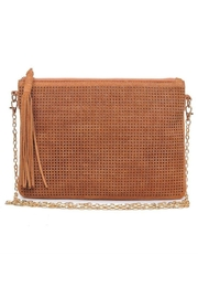 Moda Luxe Crossbody With Tassel - Front cropped