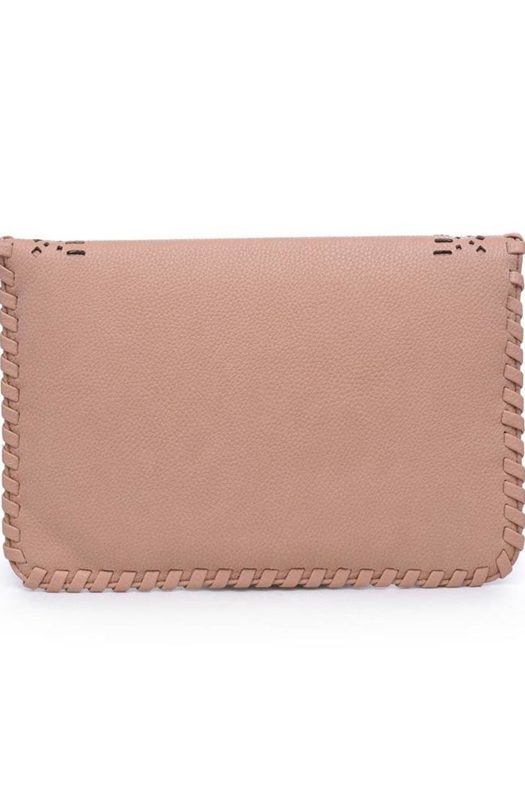 Moda Luxe Daisy Clutch - Side Cropped Image