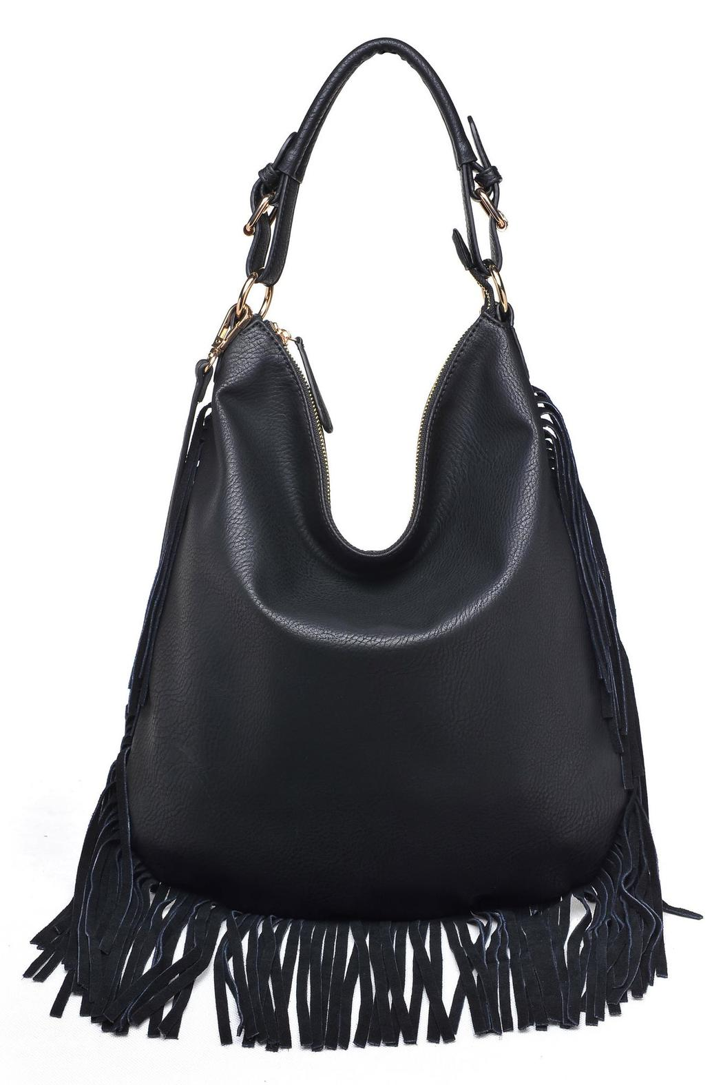 Moda Luxe Ely Boho Bag Front Cropped Image