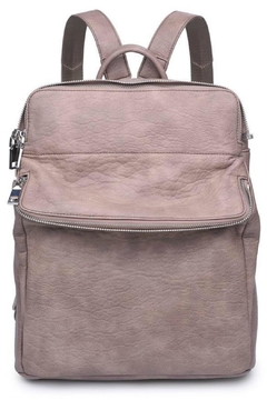 Moda Luxe Faux Leather Backpack - Alternate List Image