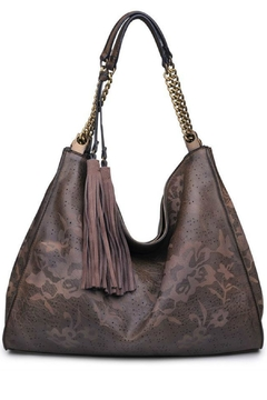Moda Luxe Faux Leather Hobo - Alternate List Image