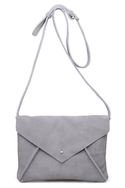 Moda Luxe Genuine Suede Crossbody - Product Mini Image