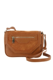 Moda Luxe Hallie Suede Crossbody - Product Mini Image