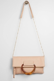 Moda Luxe Karma Clutch - Front cropped