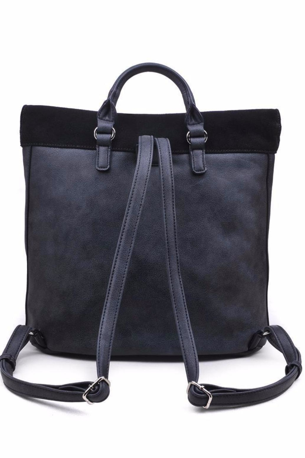 Moda Luxe Scarlet Backpack - Side Cropped Image