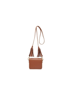 Moda Luxe Tassel Cross Body Bag - Product List Image