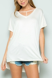 ee:some Modal Strappy Top - Front cropped