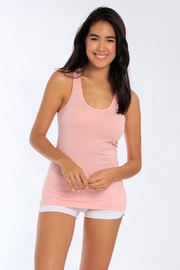 Miami Style Modal Tank - Front cropped