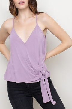 All In Favor Modal Wrap Tank - Product List Image