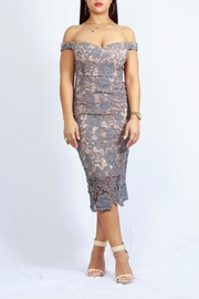 MODChic Couture Bare Lace Dress - Product Mini Image