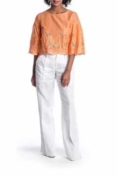 MODChic Couture Bohemian Reef Top - Product List Image