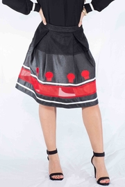 MODChic Couture Flared Lantern Skirt - Product Mini Image