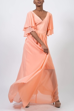 MODChic Couture Flow Lace Maxi - Product List Image