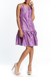 MODChic Couture Gelishe Drop Waist Dress - Front cropped