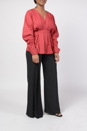 MODChic Couture Hayden Peplum Top - Side cropped