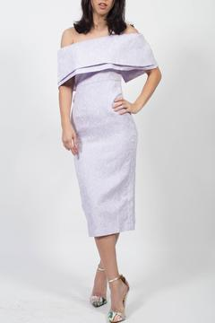 MODChic Couture Lady Lilac Dress - Product List Image