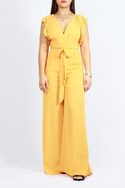 MODChic Couture Lemonade Lust Jumpsuit - Product Mini Image