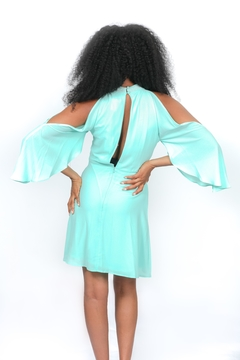 MODChic Couture Mint Green Dress - Alternate List Image