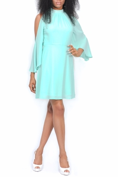 MODChic Couture Mint Green Dress - Product List Image