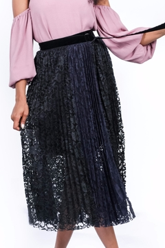 MODChic Couture Mod Lace Skirt - Product List Image