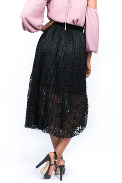 MODChic Couture Mod Lace Skirt - Alternate List Image