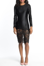 MODChic Couture Perfect Lace Dress - Front cropped