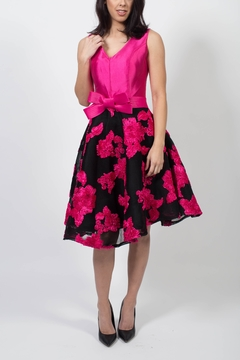 MODChic Couture Pink Bellarina Dress - Product List Image