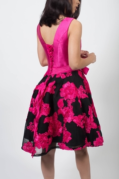 MODChic Couture Pink Bellarina Dress - Alternate List Image