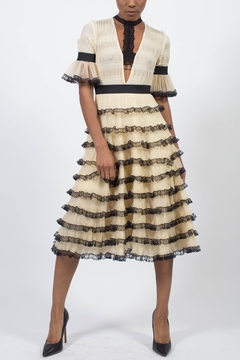 MODChic Couture Victorian Chic Dress - Product List Image